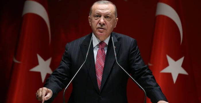 Erdoğan'dan ABD'ye: Bu nasıl bir müttefikliktir