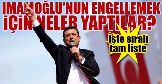 İstanbul'da Hizmete AKP Engeli İddiası