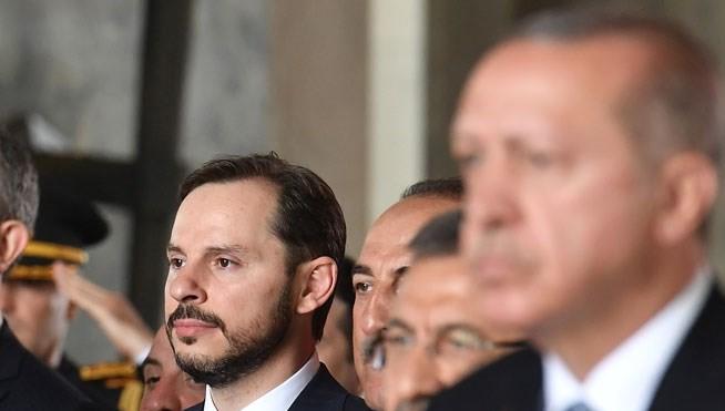Cumhurbaşkanı Erdoğan Berat Albayrak'ın İzlerini Siliyor!