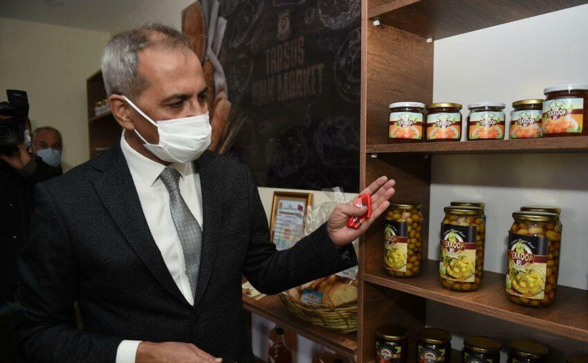 Tarsus Belediyesi Bir İlke İmza Attı: Halk Marketi Açtı 3 - tarsus belediyesi bir ilke imza atti halk marketi acti 3