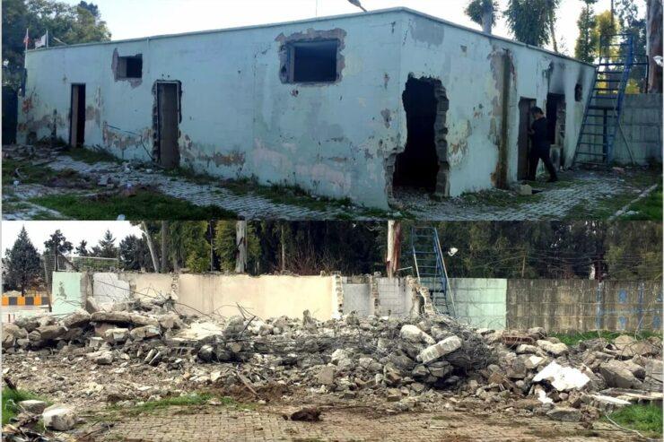 Akdeniz Belediyesi Metruk Evleri Yıkıyor 4 - akdeniz belediyesi metruk evleri yikiyor 3