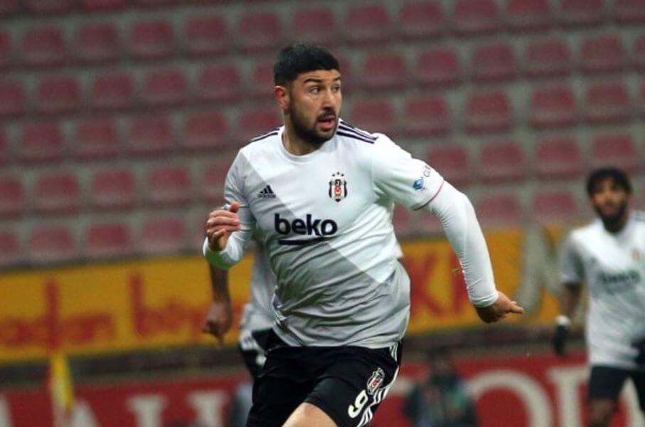 Beşiktaş Güven Yalçın'ı Lecce'ye Kiraladı
