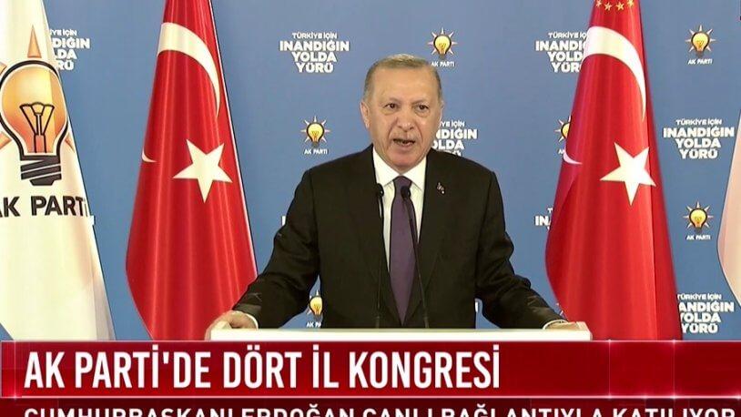 Cumhurbaşkanı Erdoğan'dan CHP'deki İstifalarla İlgili İlk Defa Konuştu