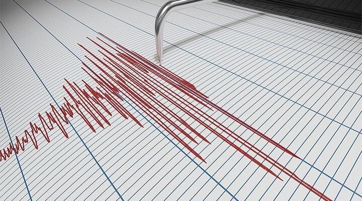 İran'da 4,9 Büyüklüğünde Deprem Oldu