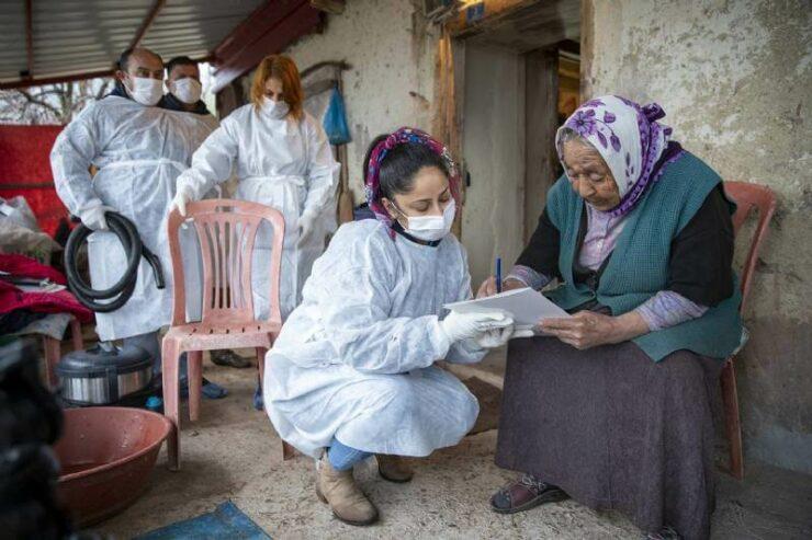 Mersin Büyükşehir'den 81 Yaşındaki Kadına Yardım Eli 3 - mersin buyuksehirden 81 yasindaki kadina yardim eli 3