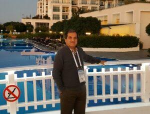 Mersin'de Doktor Necmi Arslan Koronavirüsten Öldü