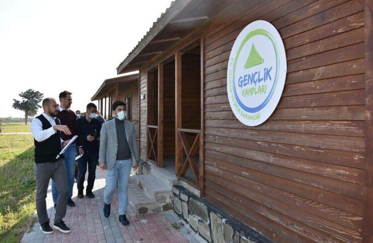 Silifke'deki Gençlik Kampları Yıl Sonunda Açılacak 2 - silifkedeki genclik kamplari yil sonunda acilacak 2