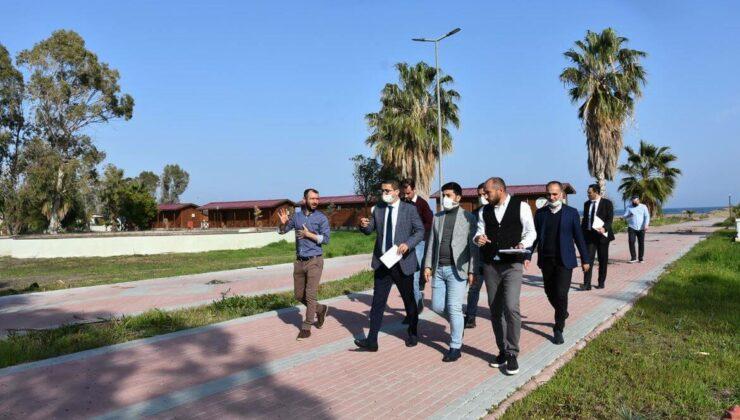 Silifke'deki Gençlik Kampları Yıl Sonunda Açılacak