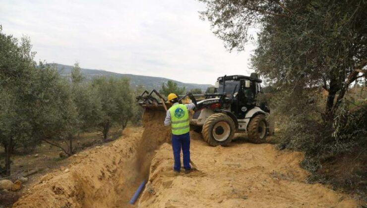 Tarsus'taki Su Sorunu Çözüldü