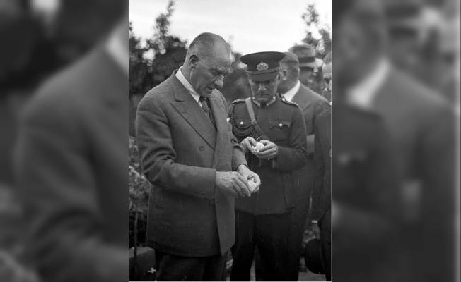 Atatürk'ün Mersin'e Gelişinin 98.Yıl Dönümü