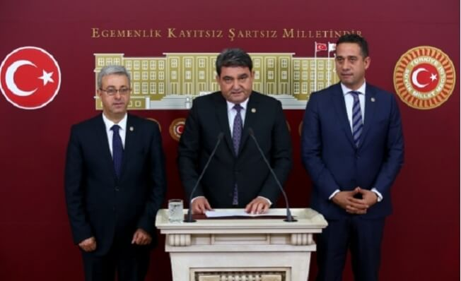 CHP'li Üç Milletvekilinden Mersin Limanı Tepkisi