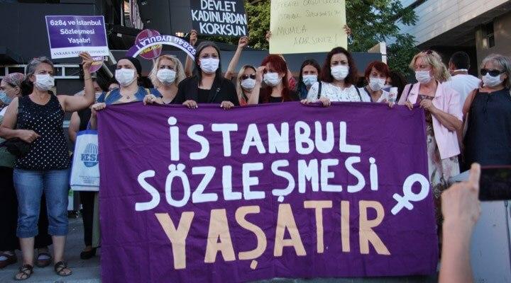 İstanbul Sözleşmesi'nin Feshine Karşı Danıştay'a İlk İptal Davası Açıldı