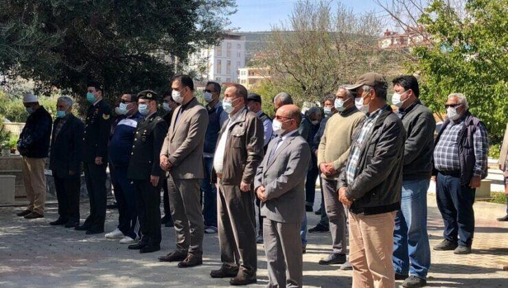Kıbrıs Gazisi Kerim Karakaya Son Yolculuğuna Uğurlandı