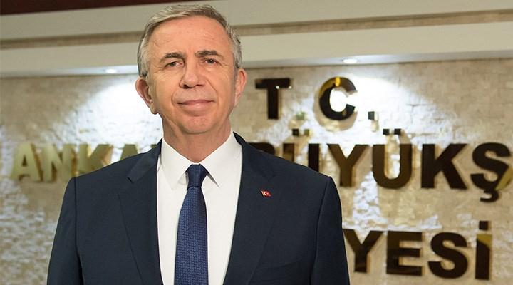 Mansur Yavaş '2021 Dünya Belediye Başkanı Ödülü'ne Aday!