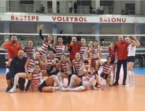 Mersin Büyükşehir Belediyesi GSK Kadın Voleybol Takımı Final'de