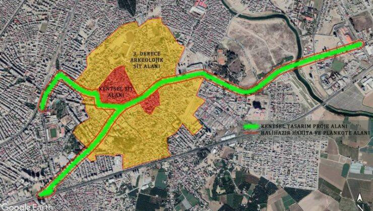 Mersin Büyükşehir Belediyesi Kenti Yenileme Projeleri Hazırlıyor
