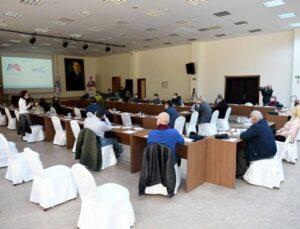 Mersin Büyükşehir 'Yaşlı Dostu Kent Mersin Çalıştayı' Düzenledi