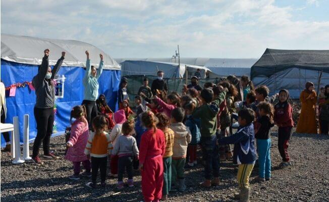 """Mersin Büyükşehir'den 1135 Çocuğa """"Bir Tutam Mutluluk"""" Projesi"""