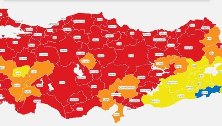 Mersin'de Hafta Sonu Sokağa Çıkma Kısıtlaması Geldi