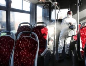 Mersin'de Koronavirüs Tedbirlerinin Denetimleri Sürüyor