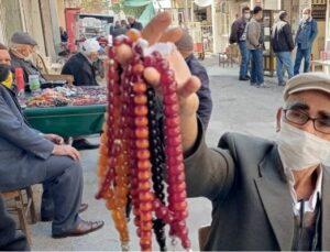 Mersin Tarsus'ta Koronavirüs Salgınında Tesbihe Yoğun Talep!