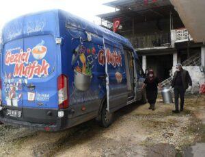 Tarsus Belediyesi'nden Süt Üreticisine Destek