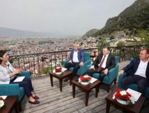 Adana, Mersin ve Hatay Büyükşehir Belediye Başkanları Ortak Yayında Buluştu