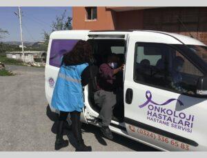 Akdeniz Belediyesi'nden Hastalara Ücretsiz Servis Hizmeti