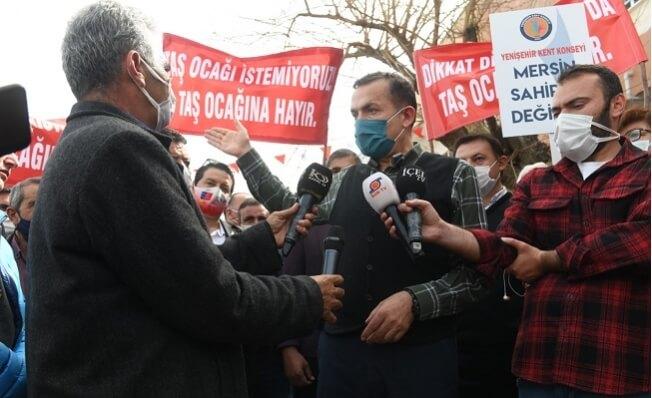 """Başkan Abdullah Özyiğit: """"Mersin'e Bu Kötülüğü Yapmayın!"""""""