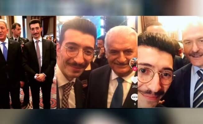 CHP'li Alpay Antmen Sordu: Paralarla Video Çeken Kişi Erdoğan'ın Koruması Mıdır?