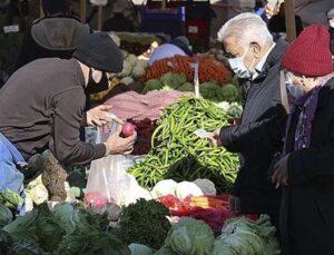 Mersin'de Mart Ayında Enflasyon %15,5