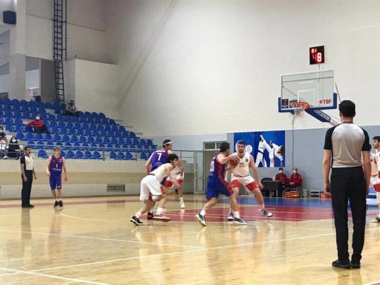 Mersin Büyükşehir Erkek Basketbol Takımı Final Grubuna Kaldı 2 - mersin buyuksehir erkek basketbol takimi final grubuna kaldi 2