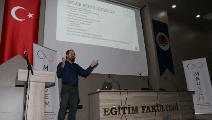Mersin Büyükşehir Personeline 'Sertifikalı Eğitici Eğitimi'