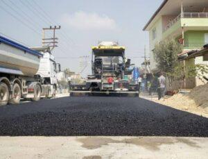 Mersin Büyükşehir, Toroslar ve Akdeniz'deki Yol Yenileme Çalışmaları Devam Ediyor