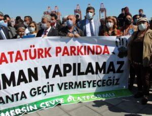 Mersin Limanı'nın Genişletilmesine Bilirkişi 'Olmaz' Dedi!
