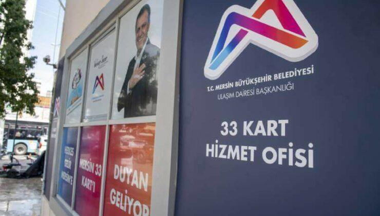 Mersin Mezitli'de Mersin 33 Kart Şubesi Açıldı