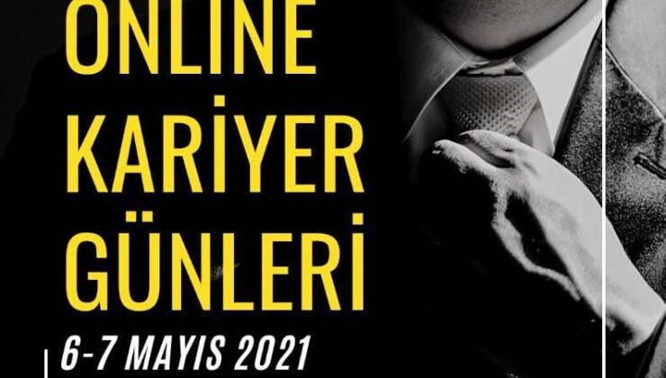 Mersin 'Online Kariyer Günleri' 6 Mayıs'ta Başlıyor
