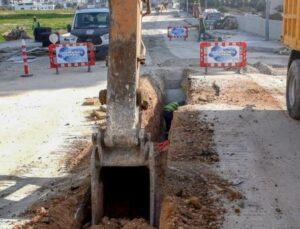 MESKİ, Yenişehir'deki Su Baskını Sorununu Çözdü