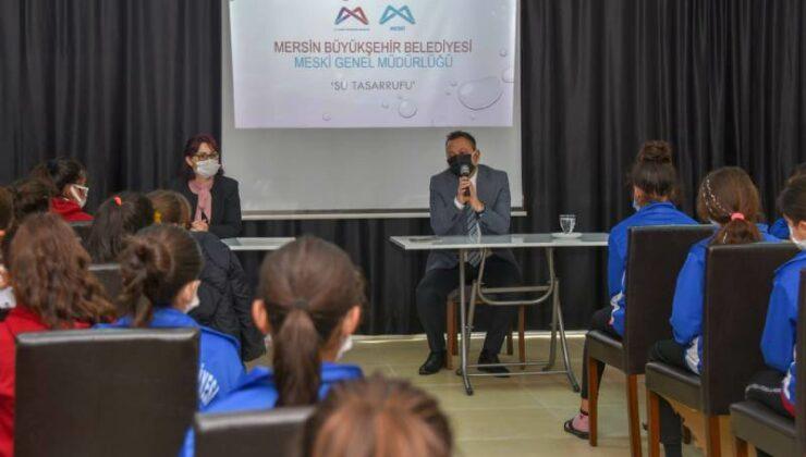 MESKİ'den Geleceğin Sporcularına Su Eğitimi