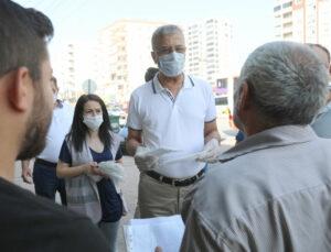 Mezitli Belediyesi Tam Kapanmada Hizmetlerine Kesintisiz Devam Edecek