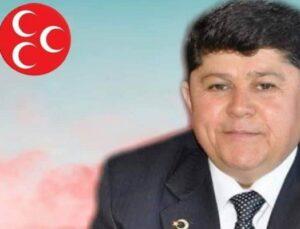 MHP'li Meclis Üyesi Mehmet Topkara'nın Covid-19 Testi Pozitif Çıktı