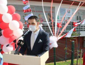 Silifke'de Otizmli Çocuklar Destek ve Sosyal Yaşam Merkezi Açıldı