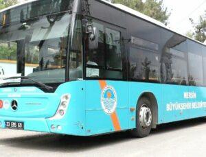 Tam Kapanmada Tarsus'ta Otobüs Çalışma Saatleri Değişti