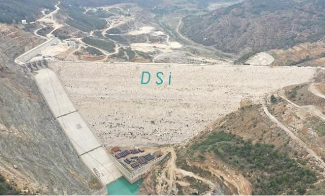 Tarsus Pamukluk Barajında Sona Doğru Geliniyor