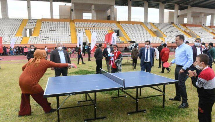 Yenişehir Belediyesi Otizmin Farkındayız Dedi