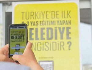 Yenişehir Belediyesi'nden Bir İlk: Karekodu Okut Cevabını Öğren