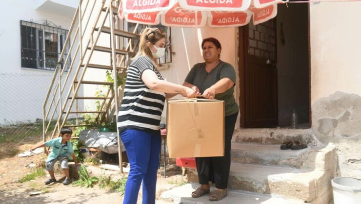 Yenişehir Belediyesinden Ev Hanımlarına Ek Gelir İmkanı: Defne Yaprağı Ayıklama Projesi