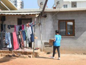 Yenişehir Belediyesinden İhtiyaç Sahiplerine Gıda Yardımı