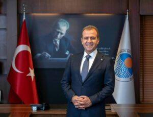 Başkan Vahap Seçer'den 19 Mayıs Mesajı