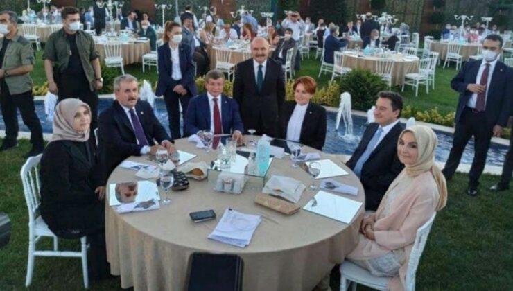 DEVA ve Gelecek Partisi Millet İttifakına Katılacak Mı? Akşener Açıkladı…